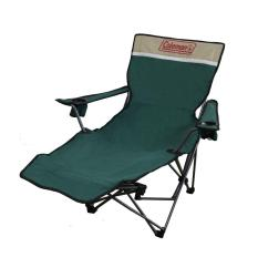 Home Depot Camping Chairs Chair Covers And Linens John R Ore International 39 In Portable Lounge Reclining Green