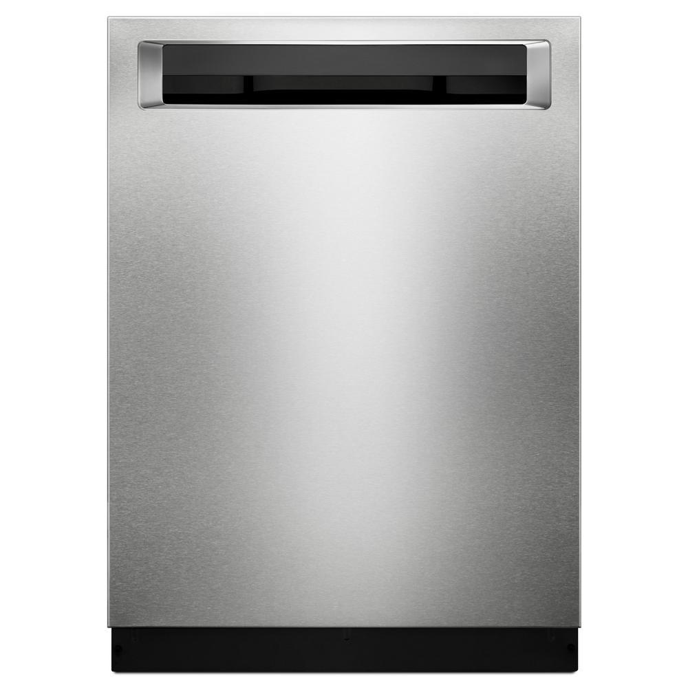 KitchenAid 24 in Top Control BuiltIn Tall Tub Dishwasher