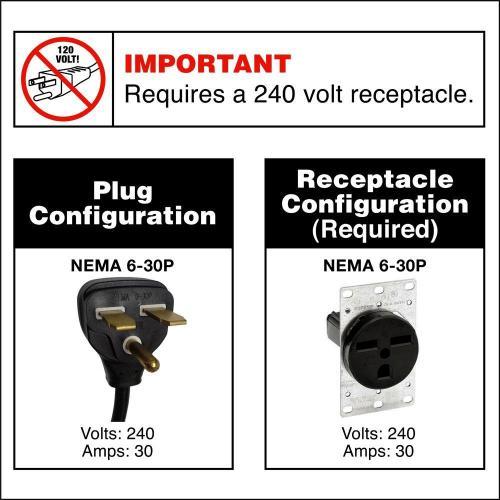 small resolution of cadet electric fan heater portable 5000 w garage 240 v 20 gauge steel wall mount ebay