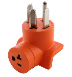 ac works dryer outlet adapter 4 prong dryer 14 30p plug to household 15 [ 1000 x 1000 Pixel ]