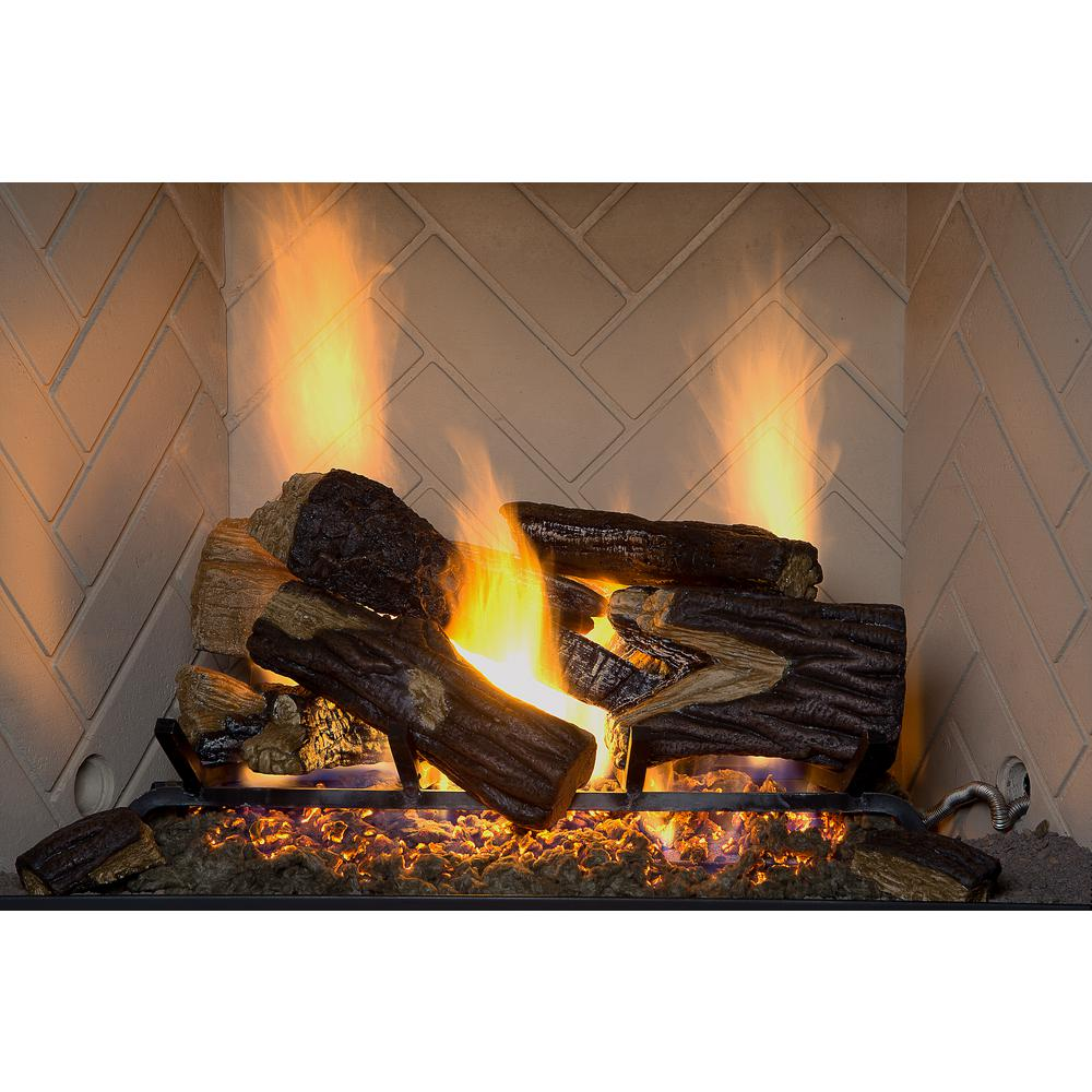 Fireplace Gas Logs Installation