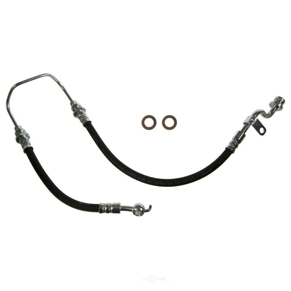 Wagner Brake Front Right Brake Hydraulic Hose fits 2004