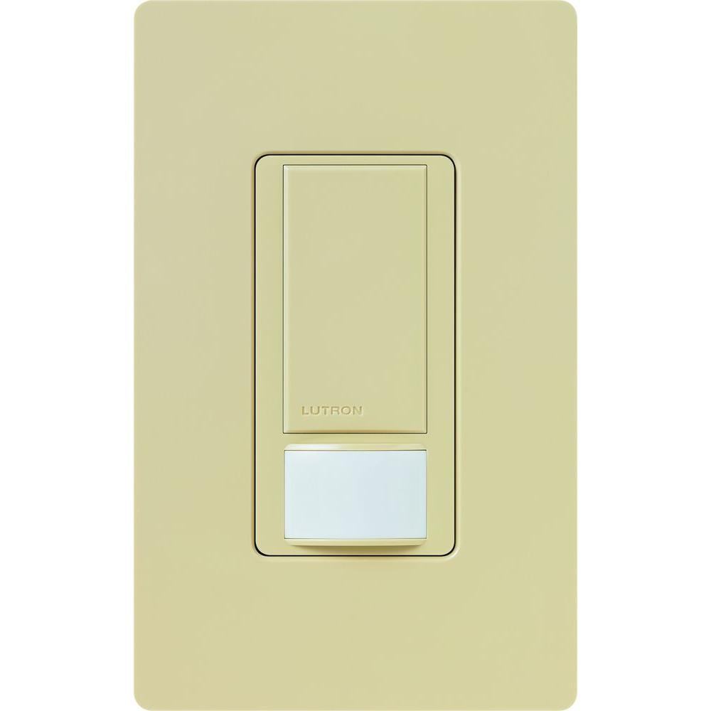 medium resolution of lutron maestro dual voltage motion sensor switch 6 amp single pole