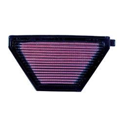 96 09 kawasaki en500 vulcan ltd 500 unique air filter [ 1000 x 1000 Pixel ]