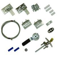 Clopay Garage Door Keyed Lock Set-4125480 - The Home Depot