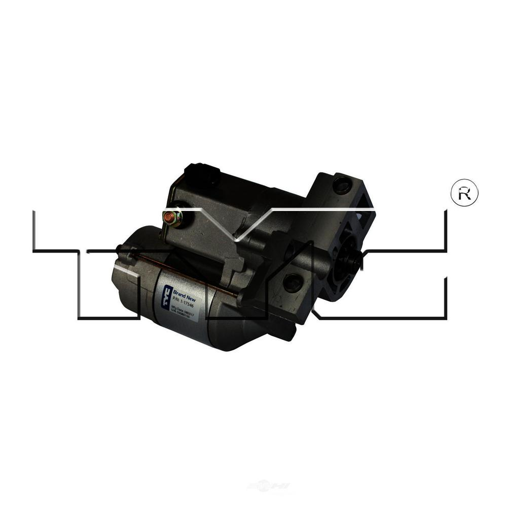 medium resolution of starter motor fits 1993 2004 isuzu rodeo amigo axiom