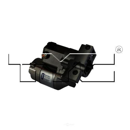 small resolution of starter motor fits 1993 2004 isuzu rodeo amigo axiom