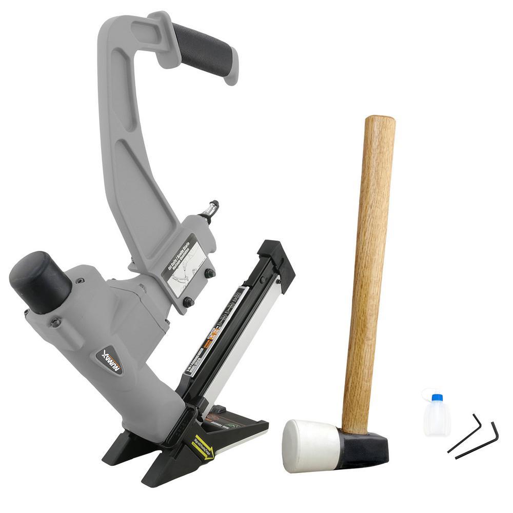Manual Floor Nailer Vs Pneumatic