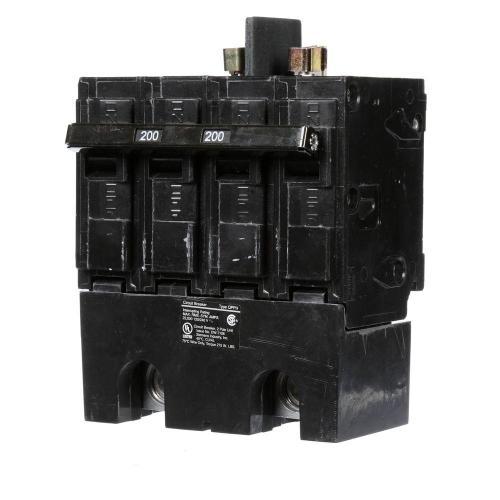 small resolution of siemens 200 amp double pole 22ka type qpph circuit breaker