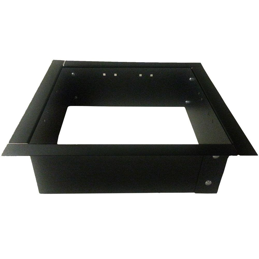 24 in Square Fire Pit Insert417RJT IQ238  The Home