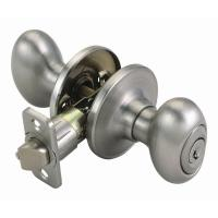Design House Egg Satin Nickel Entry Door Knob with ...