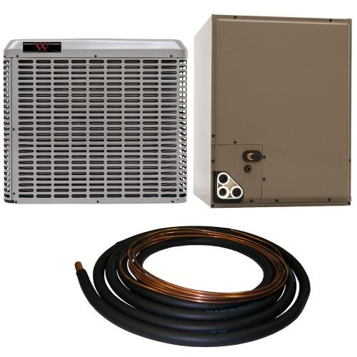 small resolution of winchester 2 ton 14 seer residential whole house unit sweat a c system with 30