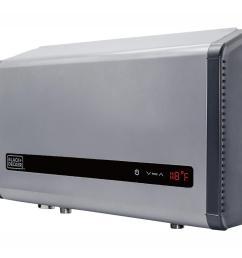 black decker 36 kw self modulating 6 1 gpm electric tankless water heater multi [ 1000 x 1000 Pixel ]