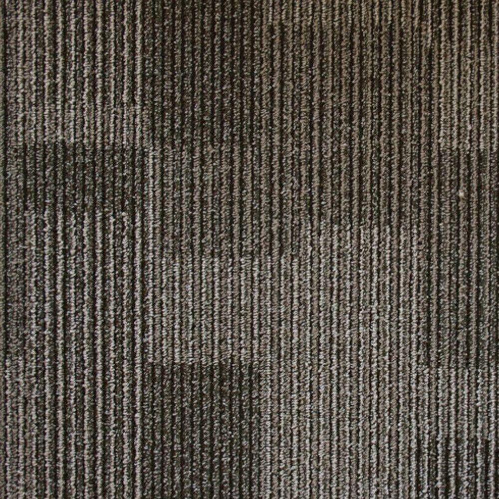 Rockefeller Wrought Iron Loop 197 in x 197 in Carpet Tile 20 TilesCase707009  The Home