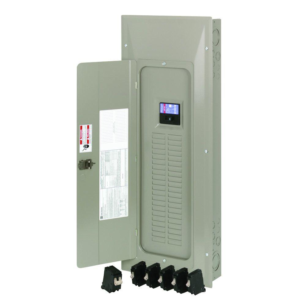 medium resolution of eaton ch 200 amp 42 space 84 circuit indoor main breaker load center with