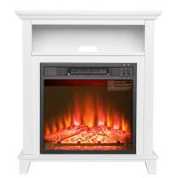SpectraFire 36 in. Contemporary Built-in Electric ...