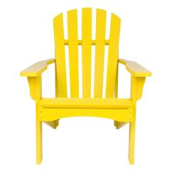 Yellow Adirondack Chairs Plastic High Chair Alternatives Shine Company Rockport Lemon Cedar Wood