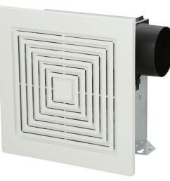 broan 70 cfm wall ceiling mount bathroom exhaust fan [ 1000 x 1000 Pixel ]