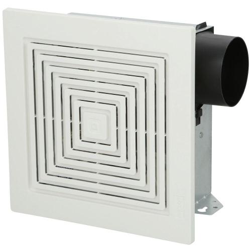 small resolution of broan 70 cfm wall ceiling mount bathroom exhaust fan