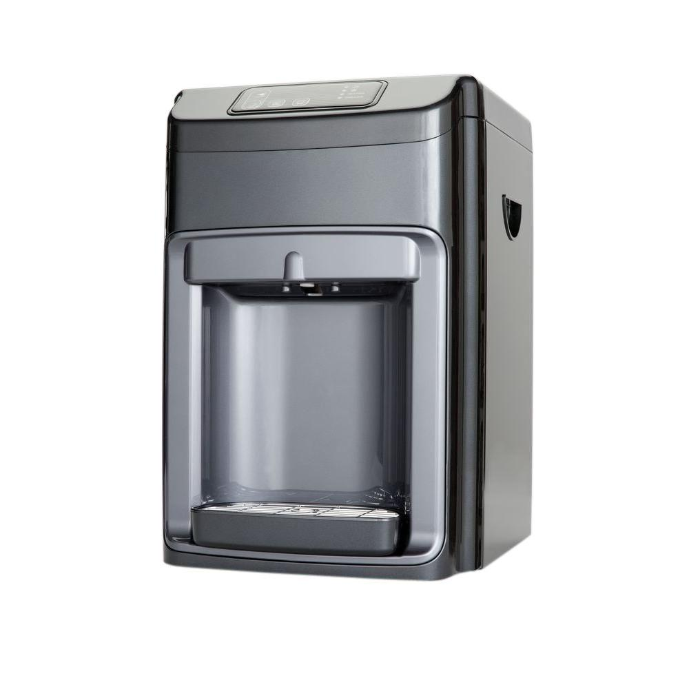 Countertop Bottleless Water Cooler Global Water G5 Counter Top Hot And Cold Bottleless Water