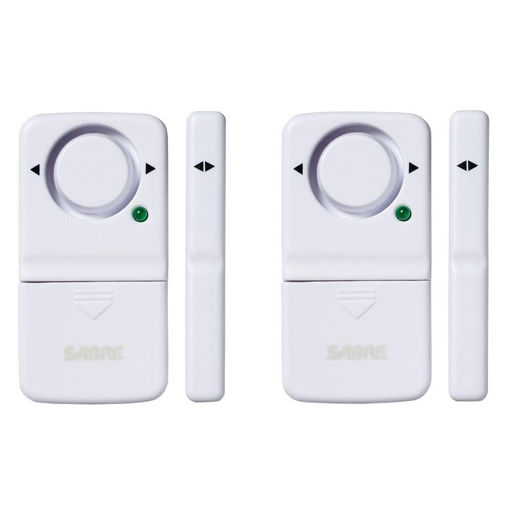 hight resolution of wireless door and window alarm 2 pack