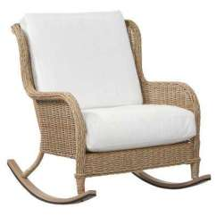 Outdoor Rocking Chairs Baby Gym Chair Patio The Home Depot Lemon Grove Custom Wicker