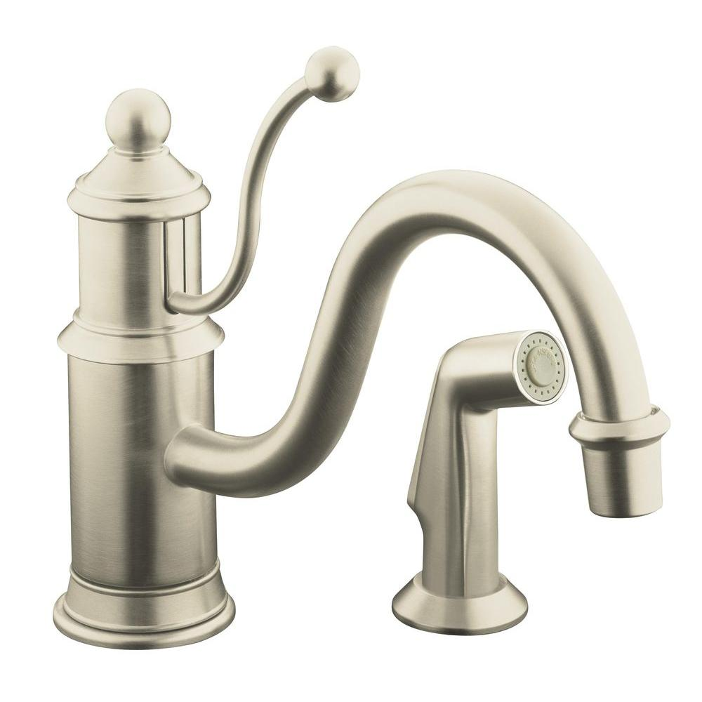 antique kitchen faucets remodels under 5000 kohler low arc single handle standard faucet with customer questions answers