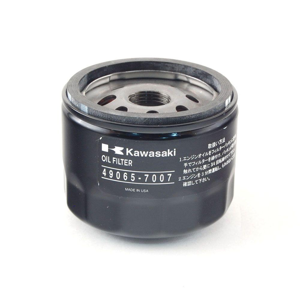 medium resolution of oil filter for kawasaki 22 24 hp engines