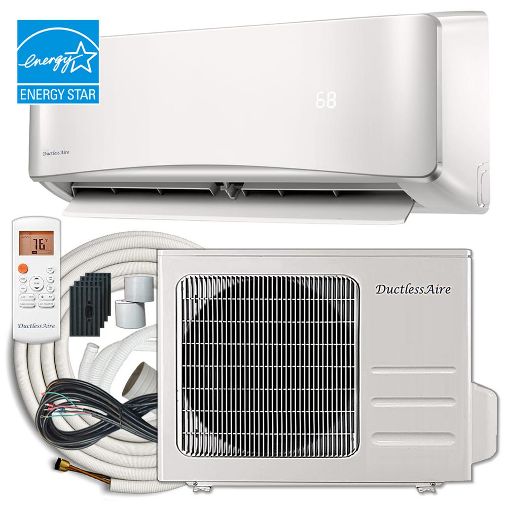 medium resolution of this review is from energy star 12 000 btu 1 ton ductless mini split air conditioner and heat pump variable speed inverter 220 volt 60hz