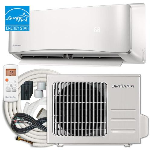 small resolution of this review is from energy star 12 000 btu 1 ton ductless mini split air conditioner and heat pump variable speed inverter 220 volt 60hz
