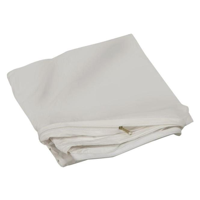 Plastic Zippered Mattress Cover