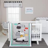 Trend Lab Hello 4-Piece Crib Bedding Set-102065 - The Home ...