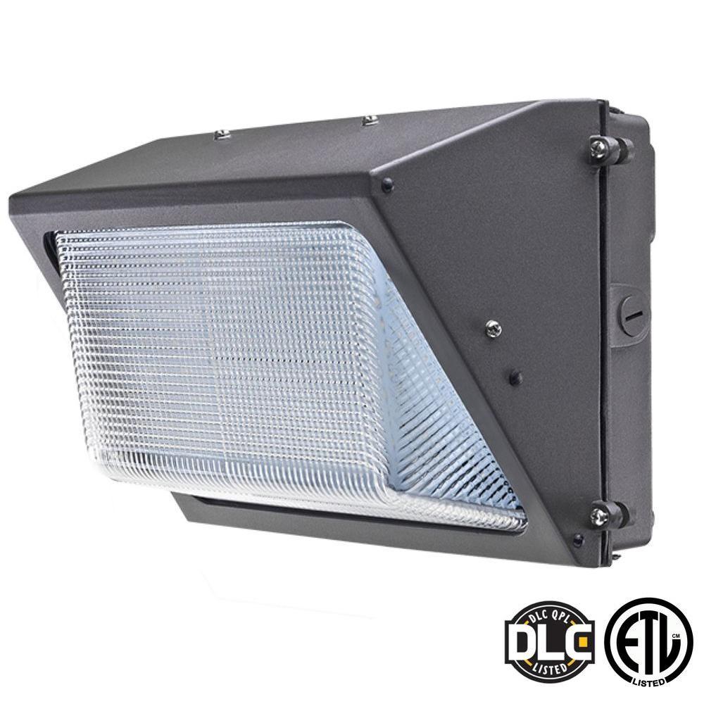 Axis LED Lighting 28Watt Bronze 5000K LED Outdoor Wall