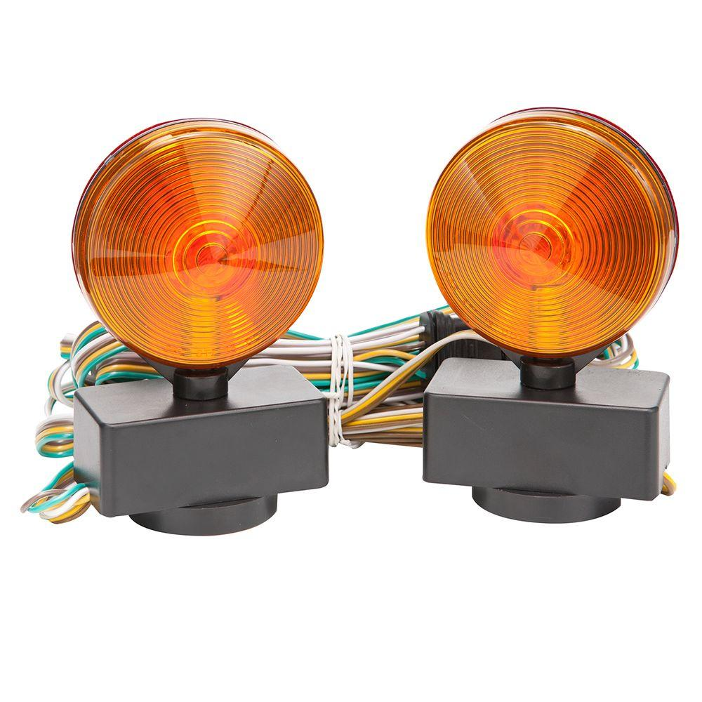 hight resolution of under magnetic towing lights