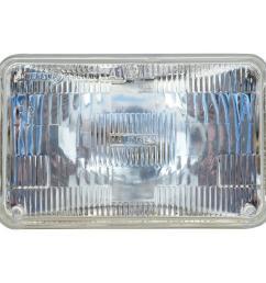 crystalvision ultra single commercial pack headlight bulb high beam [ 1000 x 1000 Pixel ]