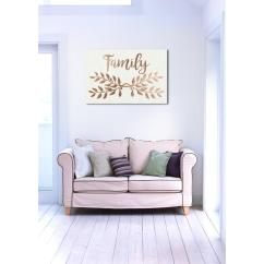 Framed Wall Art For Living Room Modern Ideas 2018 Uk The Oliver Gal Artist Co 16 In X 24 Family Copper By