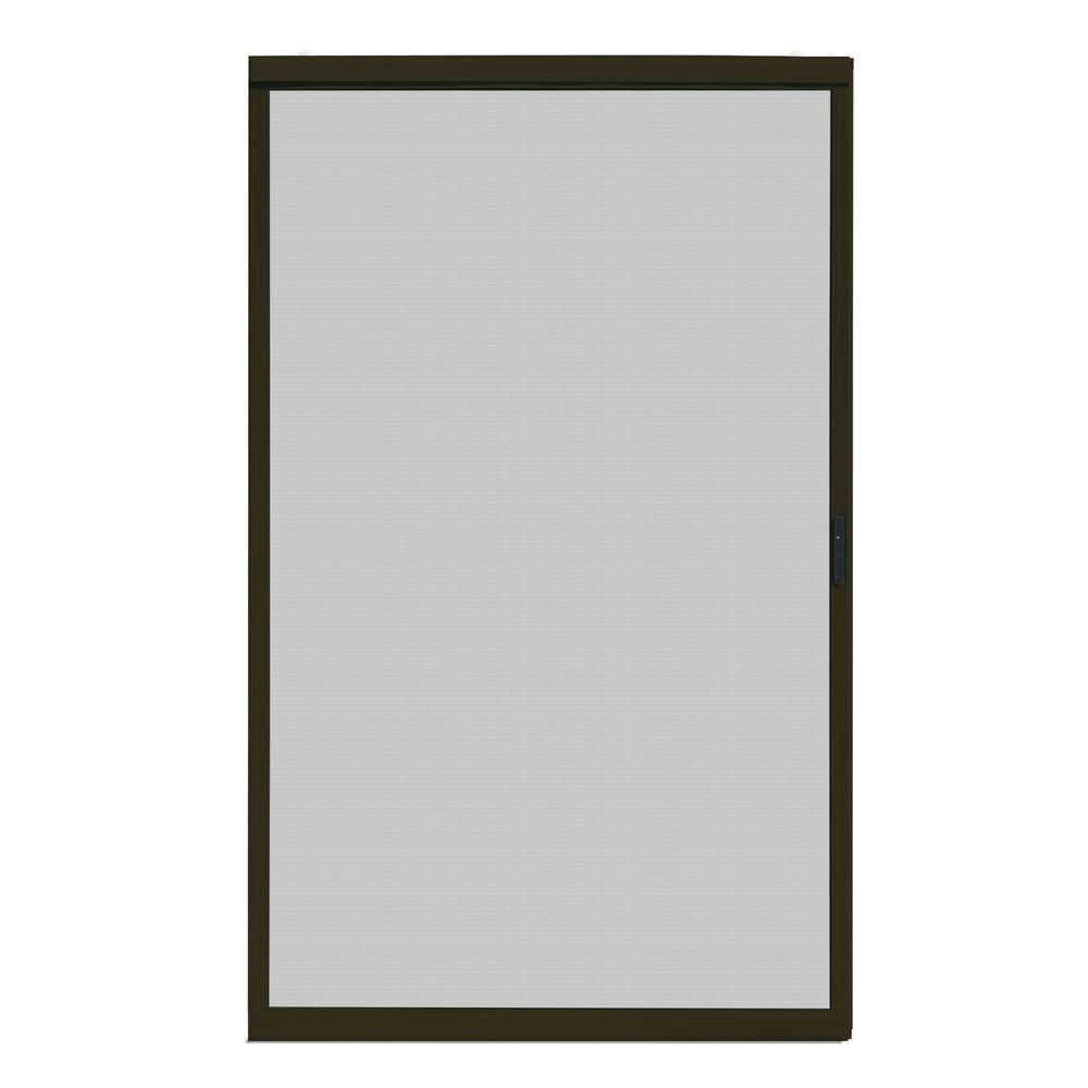 Unique Home Designs 48 in. x 80 in. Ultimate Bronze Metal