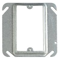 1-Gang Square Mud Ring (Case of 24)-52C14-24R - The Home Depot