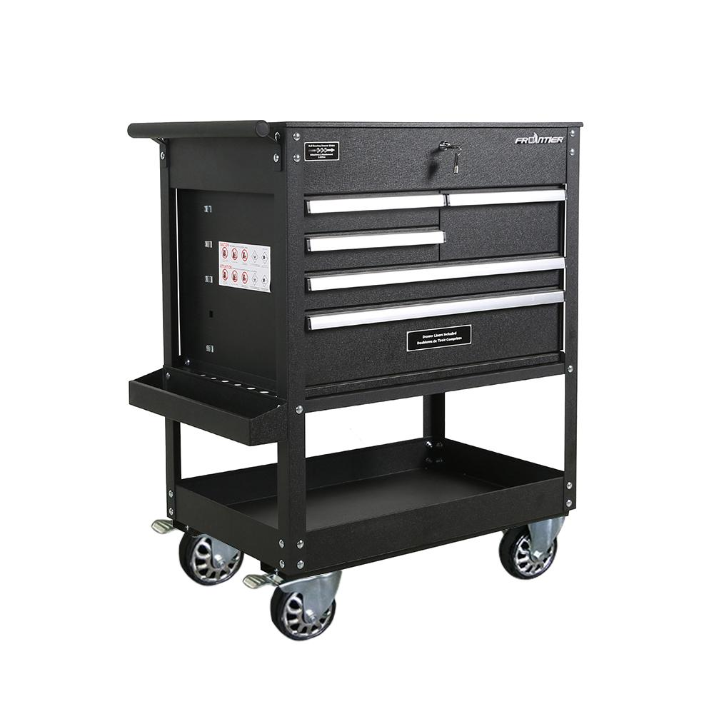 Harbor Freight 5 Drawer Tool Cart Dimensions