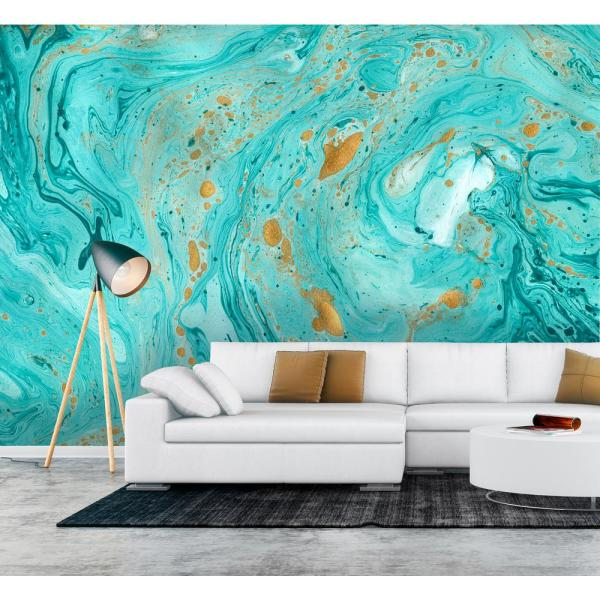 marble texture wall mural