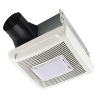 NuTone InVent Series 110 CFM Ceiling Bathroom Exhaust Fan ...