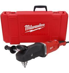 milwaukee 1 2 in super hawg drill [ 1000 x 1000 Pixel ]