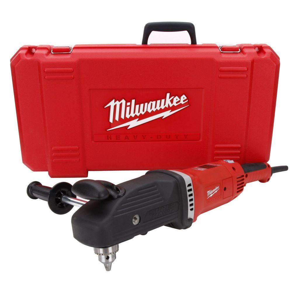 medium resolution of milwaukee 1 2 in super hawg drill