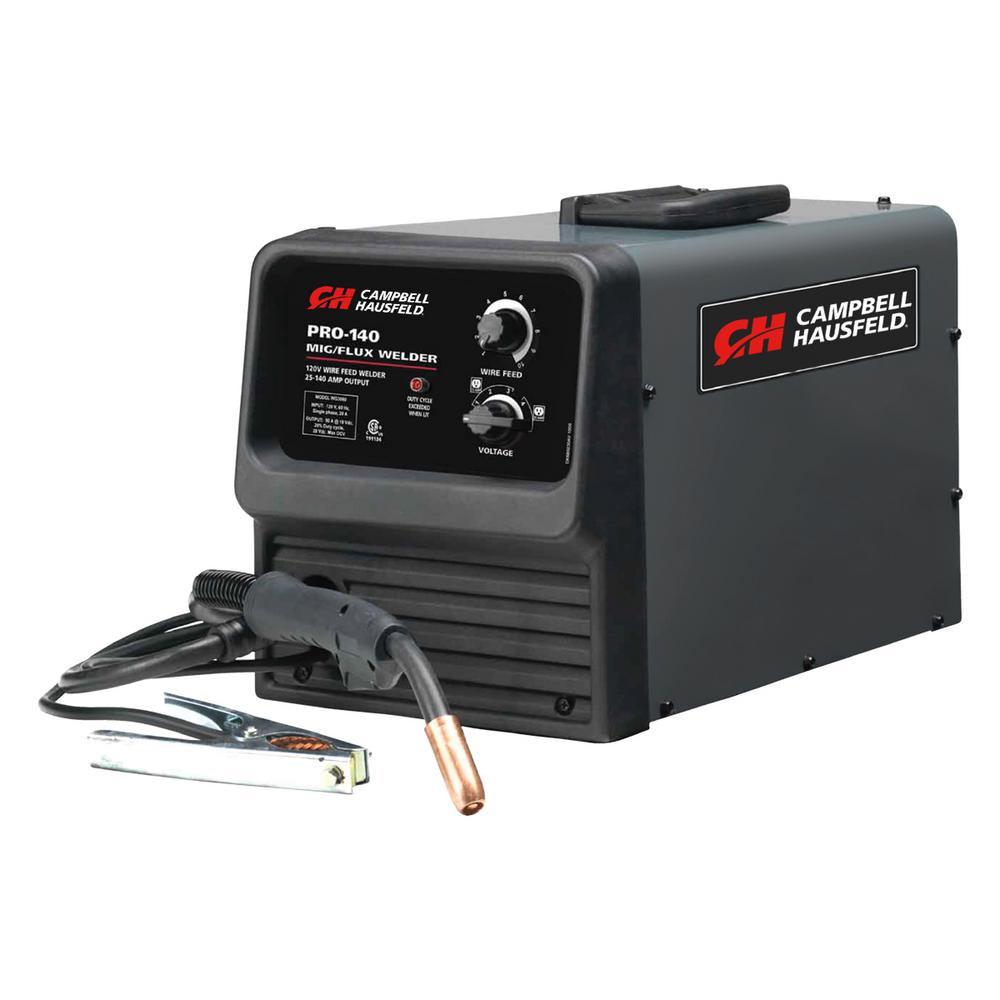 Shop Lincoln Electric 120volt Fluxcored Wire Feed Welder At Lowes