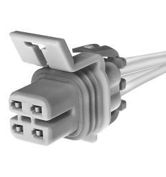 oxygen sensor connector [ 1000 x 1000 Pixel ]