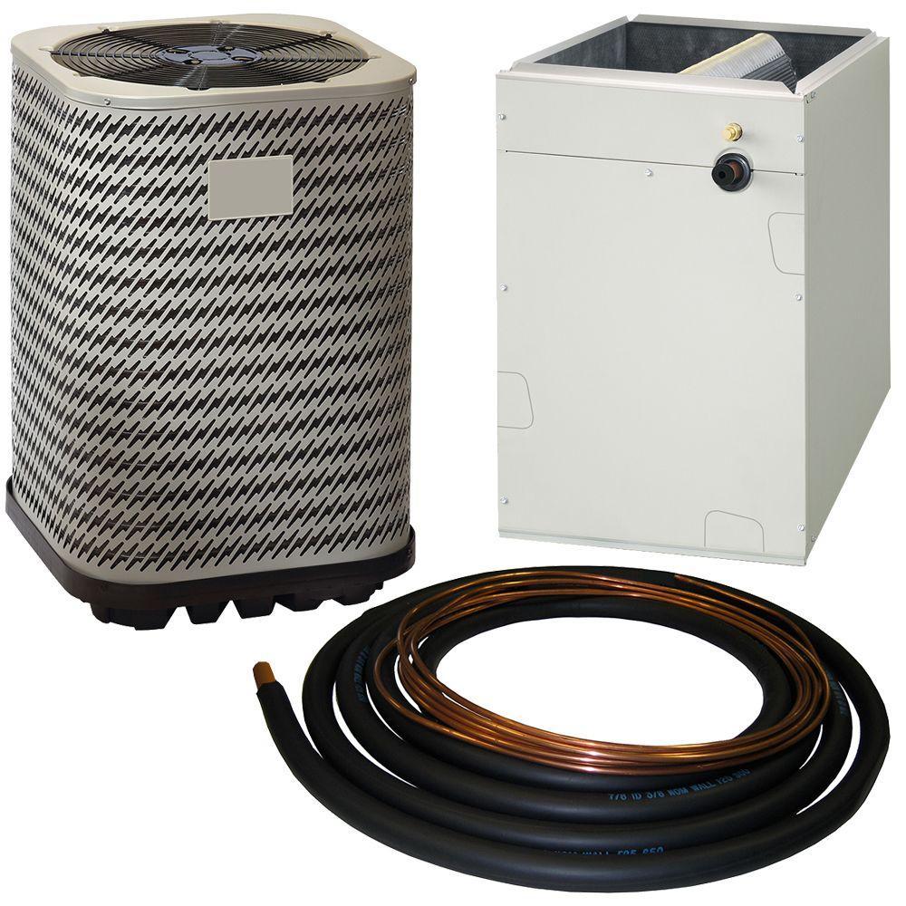 medium resolution of kelvinator 2 ton 13 seer r 410a split system central air conditioning system