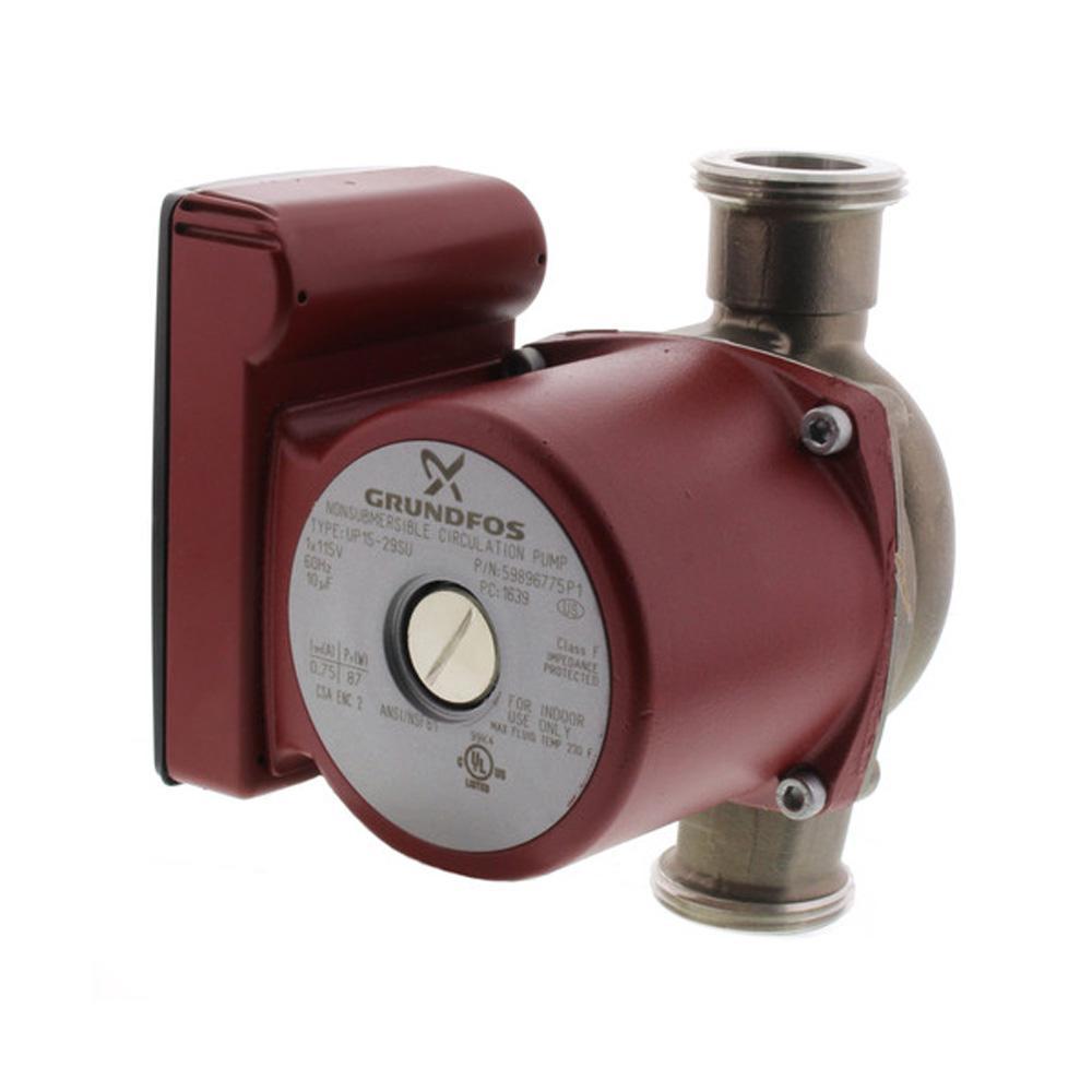 medium resolution of up15 29su 1 12 hp 115 volt circulator pump
