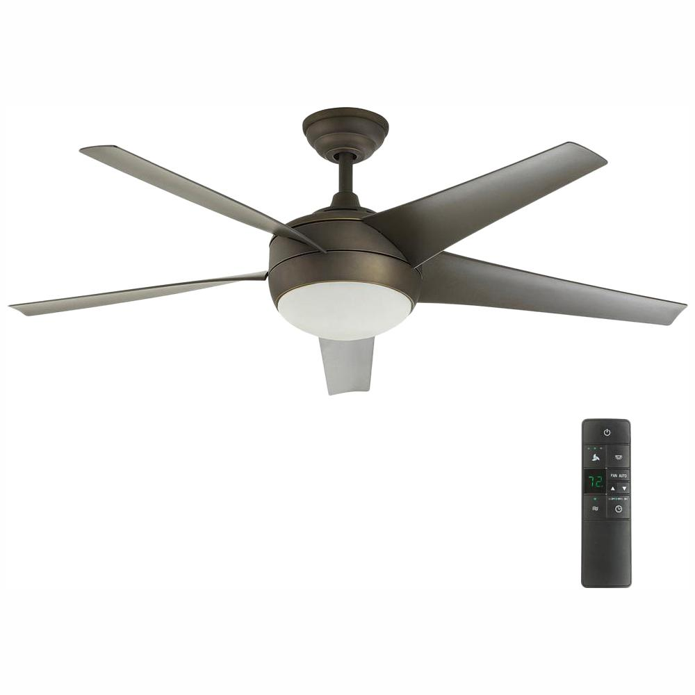 hight resolution of home decorators collection windward iv 52 in led indoor brushed hunter fan motor wiring diagram hecho source replace ceiling fan capacitor