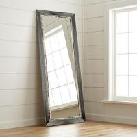 Weathered Harbor Full Length Wall Mirror-BM21THIN - The ...