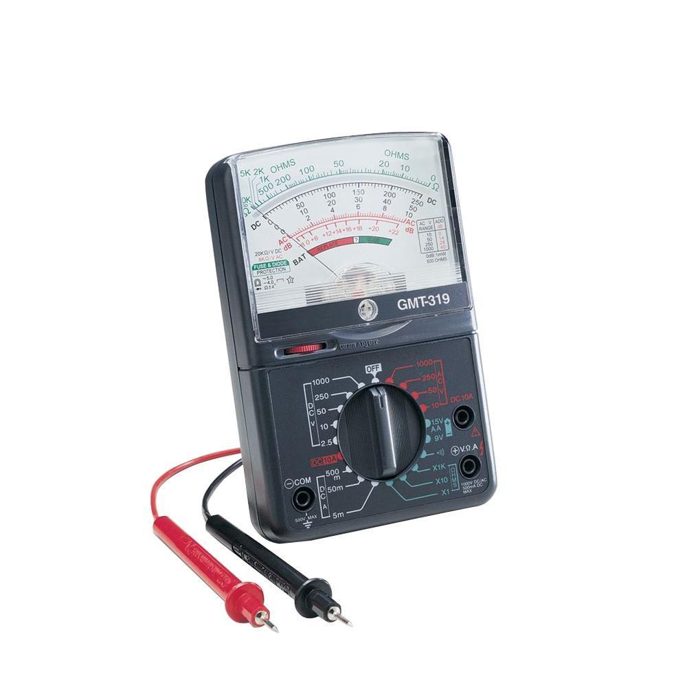 Range Meter Circuit